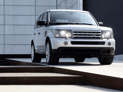 2006 Land Rover Range Rover Sport Supercharged 16