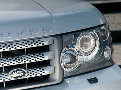 2006 Land Rover Range Rover Sport Supercharged 18