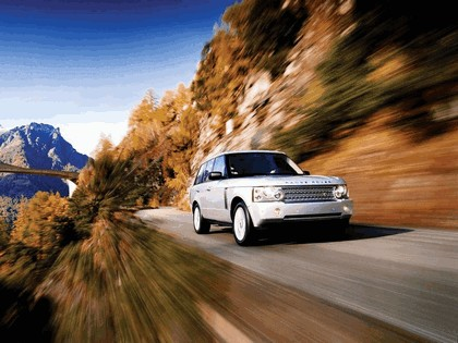 2006 Land Rover Range Rover Sport Supercharged 26