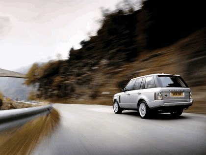 2006 Land Rover Range Rover Sport Supercharged 27