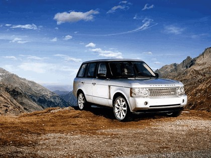 2006 Land Rover Range Rover Sport Supercharged 32
