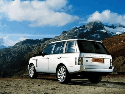 2006 Land Rover Range Rover Sport Supercharged 34