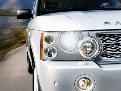 2006 Land Rover Range Rover Sport Supercharged 38