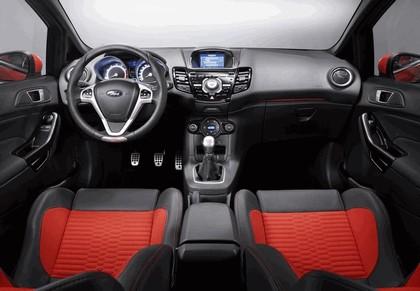 2012 Ford Fiesta ST 8