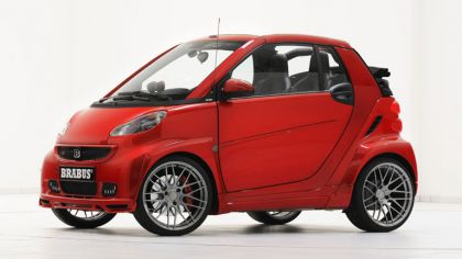 2012 Brabus Ultimate 120 ( based on Smart ForTwo ) 9