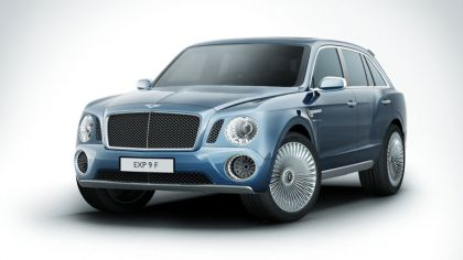 2012 Bentley EXP 9 F concept 5