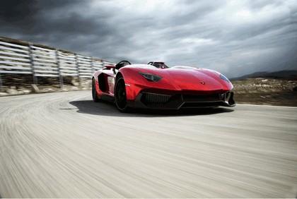 2012 Lamborghini Aventador J concept 2