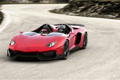 2012 Lamborghini Aventador J concept 3