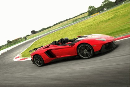 2012 Lamborghini Aventador J concept 4