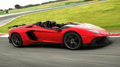 2012 Lamborghini Aventador J concept 5