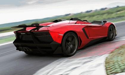 2012 Lamborghini Aventador J concept 6