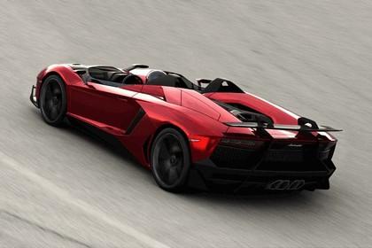 2012 Lamborghini Aventador J concept 7