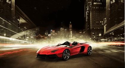 2012 Lamborghini Aventador J concept 8