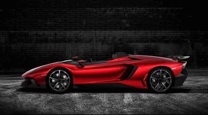 2012 Lamborghini Aventador J concept 11