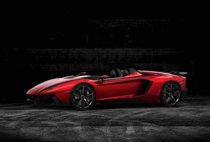 2012 Lamborghini Aventador J concept 12