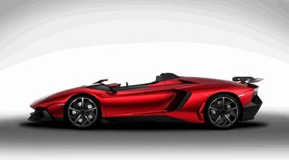 2012 Lamborghini Aventador J concept 14