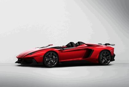 2012 Lamborghini Aventador J concept 15
