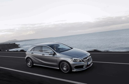 2012 Mercedes-Benz A250 5
