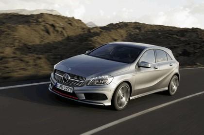 2012 Mercedes-Benz A250 7