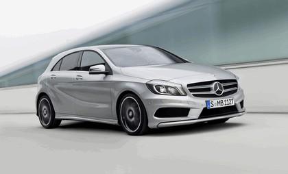 2012 Mercedes-Benz A250 14