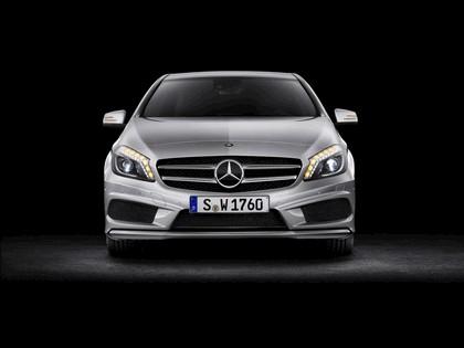 2012 Mercedes-Benz A250 21