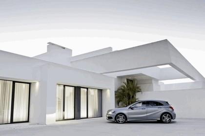2012 Mercedes-Benz A250 25