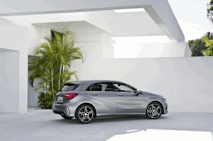 2012 Mercedes-Benz A250 26