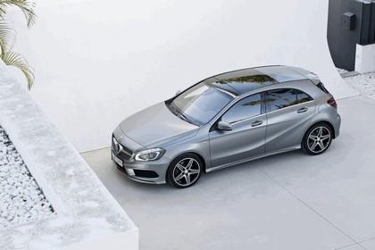 2012 Mercedes-Benz A250 28
