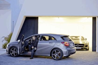 2012 Mercedes-Benz A250 30