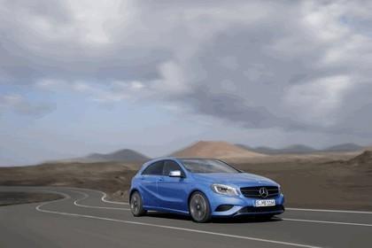 2012 Mercedes-Benz A180 CDI 1