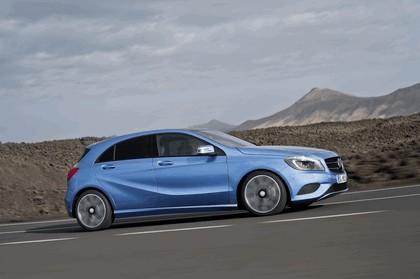 2012 Mercedes-Benz A180 CDI 2