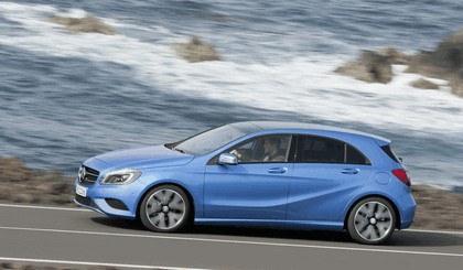 2012 Mercedes-Benz A180 CDI 3