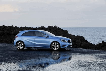 2012 Mercedes-Benz A180 CDI 4