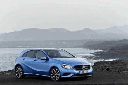 2012 Mercedes-Benz A180 CDI 5