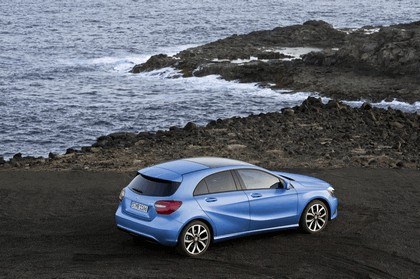 2012 Mercedes-Benz A180 CDI 6