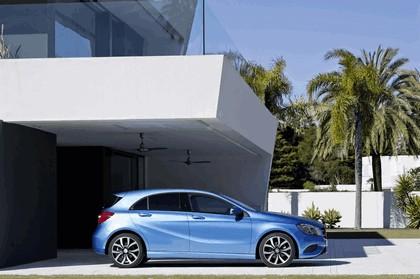 2012 Mercedes-Benz A180 CDI 7