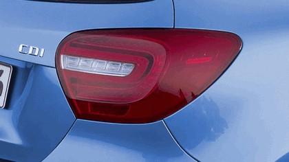 2012 Mercedes-Benz A180 CDI 12