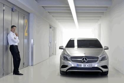 2012 Mercedes-Benz A180 CDI 22