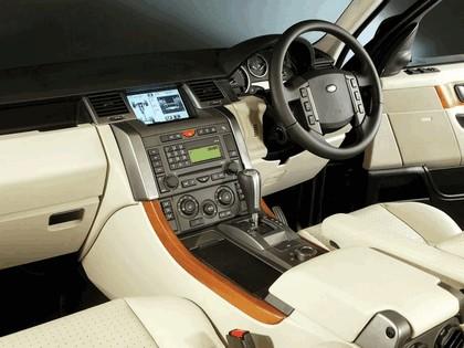 2006 Land Rover Range Rover Sport UK version 1