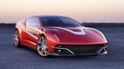 2012 Italdesign Brivido 3