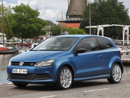 2012 Volkswagen Polo BlueGT 16