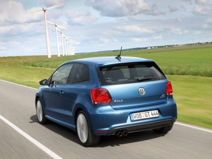 2012 Volkswagen Polo BlueGT 28