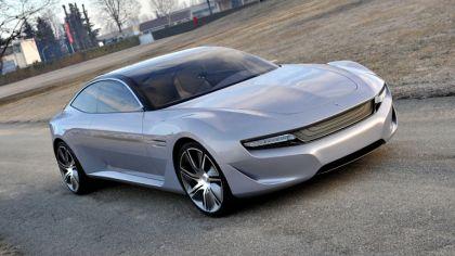 2012 Pininfarina Cambiano 5