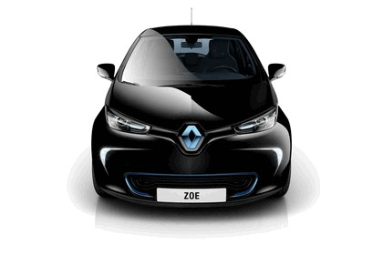 2012 Renault Zoé concept 4