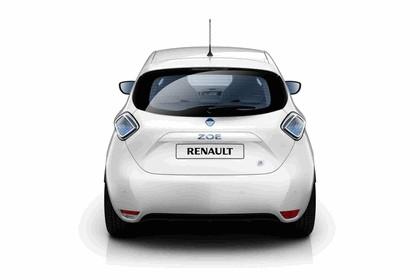 2012 Renault Zoé concept 12