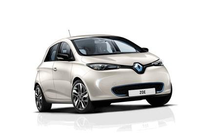 2012 Renault Zoé concept 13