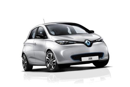 2012 Renault Zoé concept 16