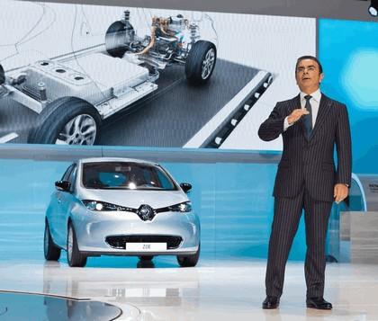 2012 Renault Zoé concept 41