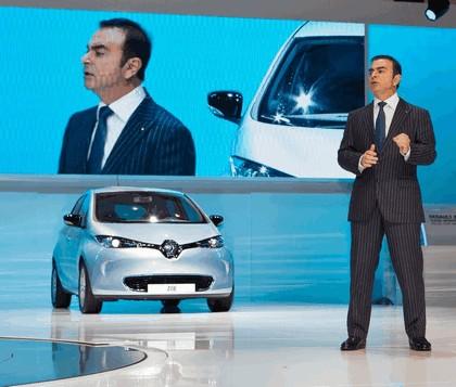 2012 Renault Zoé concept 42