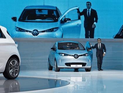 2012 Renault Zoé concept 43